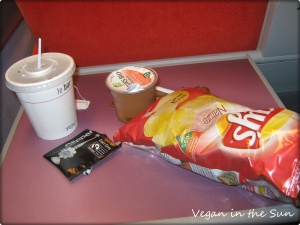 tgv makeshift meal